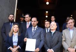 Piden en el Senado a SRE atención especial a crisis en Chile