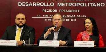 Se instala Comisión de Desarrollo Metropolitano