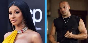Vin Diesel revela que Cardi B se sumará al elenco de Rapidos y Furiosos 9