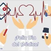 Se celebra el día del médico en México