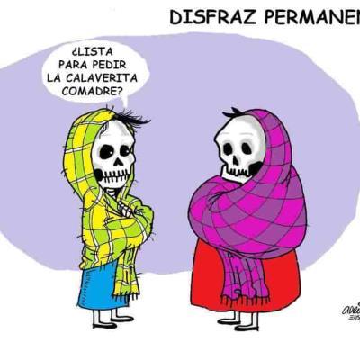 Disfraz Permanente