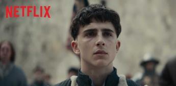 Se estrena nuevo trailer de la esperada película: The King en Netflix