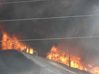 Incendio de la Fábrica Jacuzzi