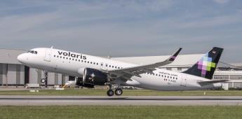 Volaris inaugura su ruta Tijuana-Tapachula