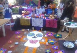 Fechas en que celebramos el Día de Muertos  en México