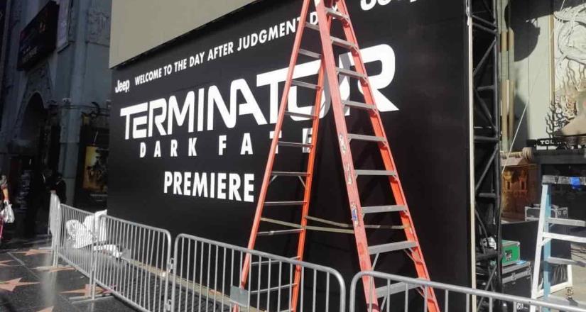 CONFIRMADO: Premiere de Terminator: Destino Oscuro, se cancela por incendios en Santa Monica
