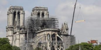 Notre Dame entra a lista de patrimonio amenazado del mundo