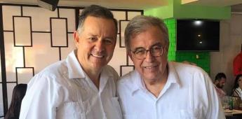 Promueve senador Novelo civismo tributario en las escuelas