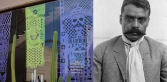 Dedica el CECUT altar monumental a Emiliano Zapata