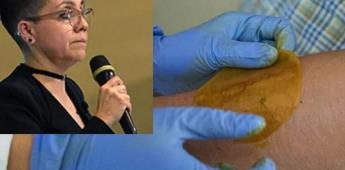 Investigadores de la UNAM crean parche que regenera la piel de diabéticos