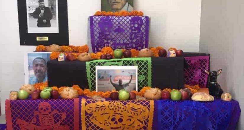 Buscan preservar tradición de día de muertos