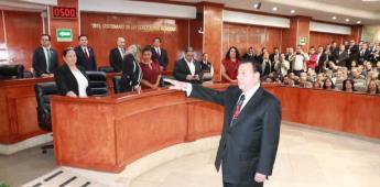 Desaparece la Procuraduría General de Justicia