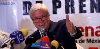 Dan posesión a Bonilla como gobernador de BC