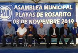 Voy por reconciliación del PAN: Luis Rodolfo Enríquez