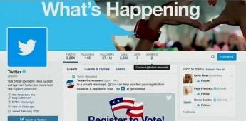 Twitter prohíbe la publicidad política en su plataforma