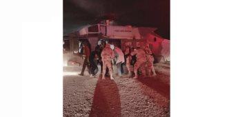 Menores LeBarón heridos son trasladados a hospital de Phoenix