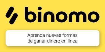 Binomo, la mejor opción para ganar dinero