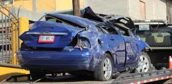 Fatidico accidente en Playas de Tijuana
