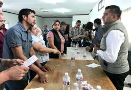 Capilla afecta a damnificados de El Mirador y Salamandra