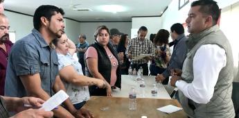 Atiende Gobierno del Estado problemáticas en Valle de Guadalupe