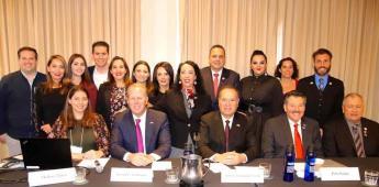 Se lleva a cabo el panel Respuesta a la Crisis Humanitaria en la Frontera México – Estados Unidos