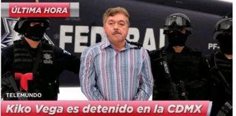 Falso, la supuesta detención de Kiko Vega