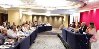 Participa SINTOLED en Reunión Global del Sector de Juego