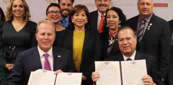 Firman acuerdo comercial las USMCA