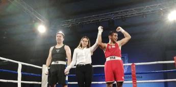 Boxeador de San Quintín triunfa en torneo de la UABC