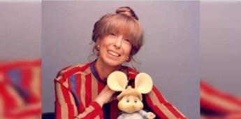 Muere Maria Perego, la creadora del ratón Topo Gigio