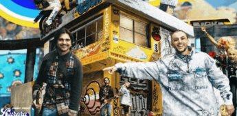 Juanes y Crudo Means Raw, juntos