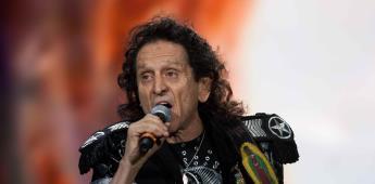 Alex Lora desata polémica por mandar saludo hasta Palacio Nacional