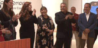 Pilar Silva Valadez ratifica en el CEART-Tecate