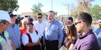 Autoridades municipales y Sedatu supervisan avances de obras sociales en Tijuana