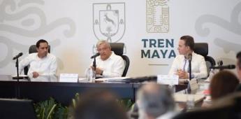 Si la gente no quiere Tren Maya, no se hará: AMLO