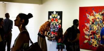 """Exposición """"Universos desdoblados"""" de la artista Irma Sofía Poeter"""