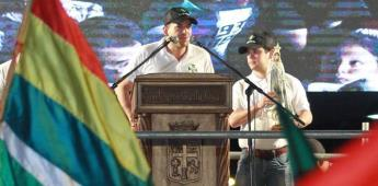 Luis Fernando Camacho, el rostro de la oposición