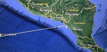 Es posible la llegada de un tsunami a las costas de El Salvador