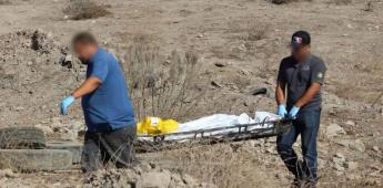 Encuentran cráneo y cuerpo calcinado en basurero clandestino