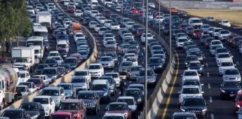 CDMX, entre las peores ciudades del mundo para conducir
