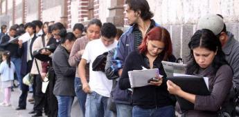 Desempleo llega al nivel más alto en 3 años