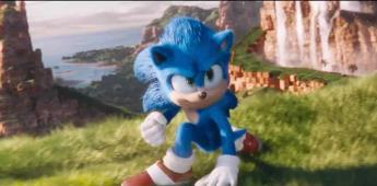 Sonic utiliza tenis PUMA en el nuevo tráiler