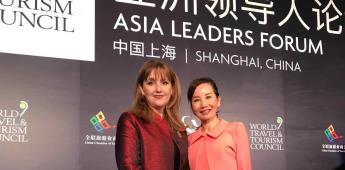 Celebra Consejo Mundial de viajes y turismo crecimiento del sector en Asia