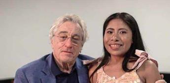 Yalitza Aparicio recibe premio Mujeres Fantásticas
