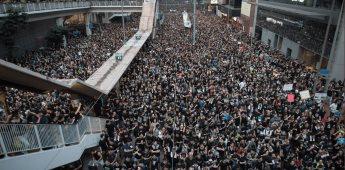 Hong Kong promete medidas decisivas contra las protestas