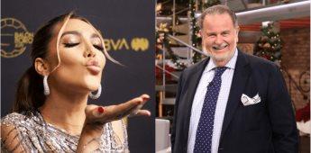 Frida Sofía vuelve a insular a un famoso