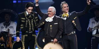 Alejandro Fernández estrena CABALLERO en Televisión
