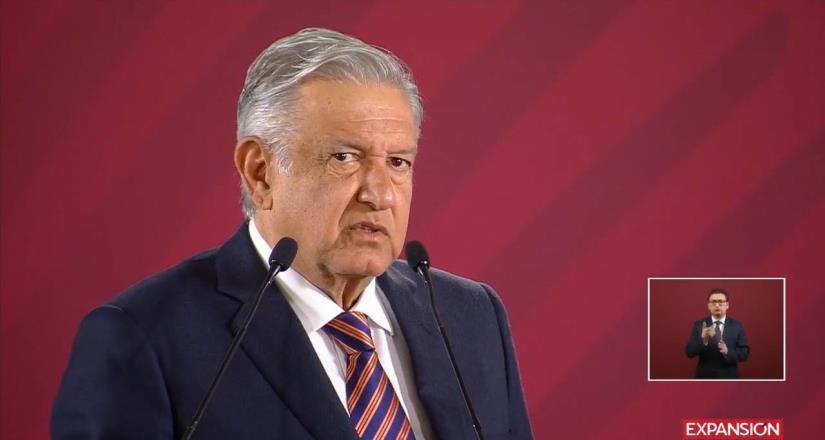 Critica gobierno boliviano la gestión de AMLO