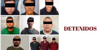 Aplica Guardia Estatal de Seguridad estrategia de combate al narcomenudeo