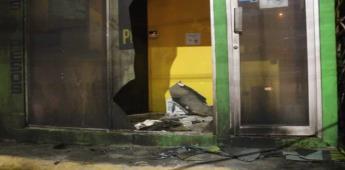 Supuesto grupo delictivo incendia 5 casas de cambio en Tijuana